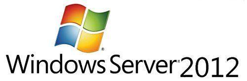 Microsoft Software R18-03755 Windows 2012 User 5CALs English DSP OEI Brown Box