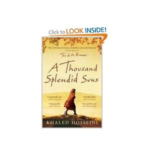 a thousand splendid suns reivew A thousand splendid suns - khaled hosseini (the kite runner) find this pin and more on books worth reading by macala pickard a thousand splendid suns.