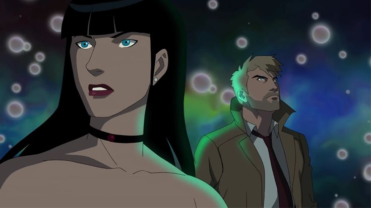 Our First Look at the Next DC Animated Movie, Justice League Dark