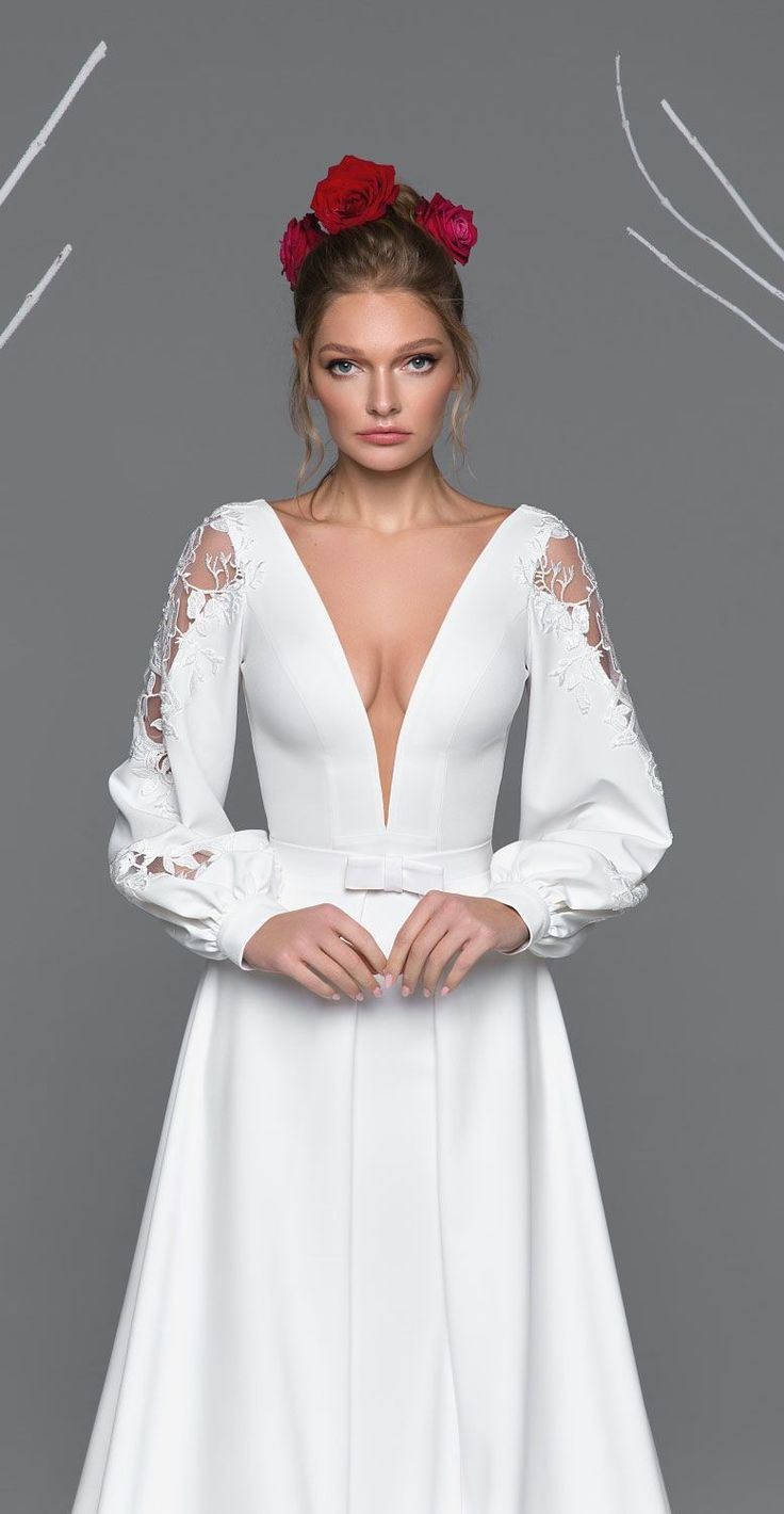Eva Lendel Wedding Dresses - Eva Bridal Collection
