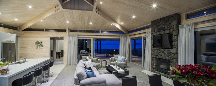 Spacios living space by Lockwood Homes,NZ