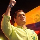 Twitter of Rafael Correa