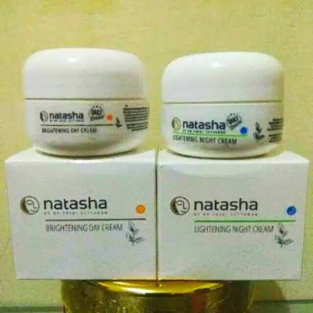 Cream Natasha Jerawat