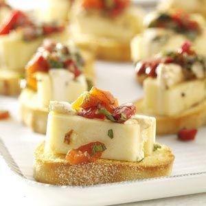 Marinated Cheese - 32 Servings