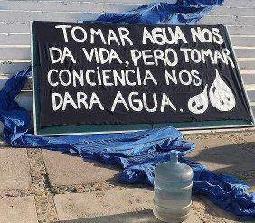 conservación de agua