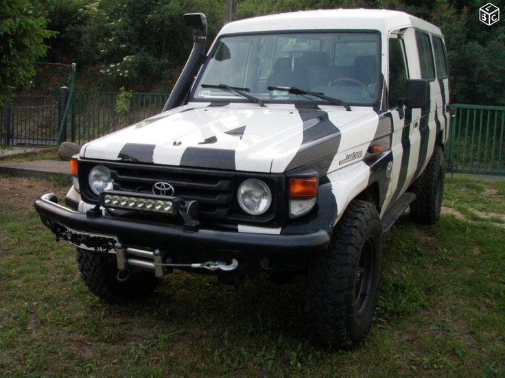 Toyota land cruiser hzj 78