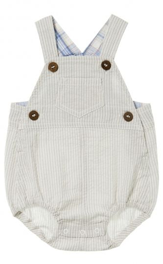 Fossil Overall - Purebaby