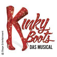 Kinky Boots - das Musical in Hamburg // 30.01.2018 - 31.07.2018