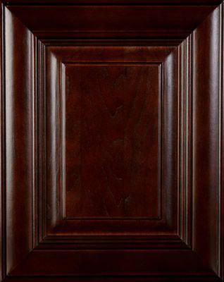 Cherry Wood Door Quot Countryside Cappuccino Quot Stain