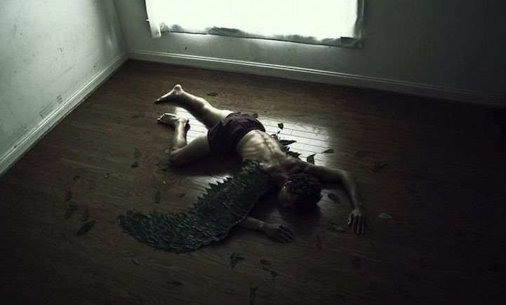 Young Photographer Takes Surreal Self-Portraits to Cope with Depression - My Modern Met