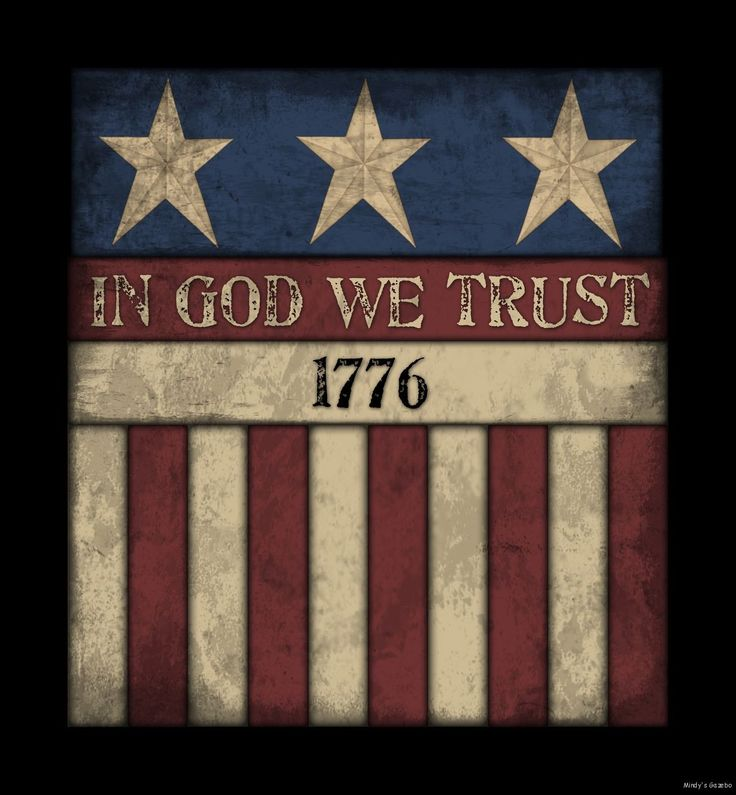 Americana Country Items   ... -GOD-WE-TRUST-WOOD-SIGN ...
