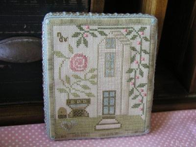 Garden House - Echange EEF pour Nataliya....EEF mes préférés.