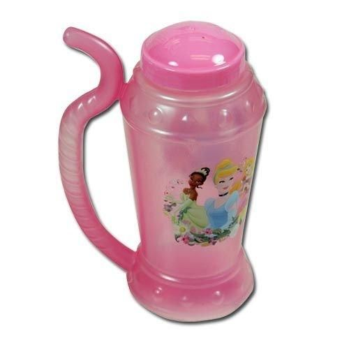 Zak Designs Disney Princess Sipper Mug, 14.5 Ounce  Disney Princess Sipper Mug with built in straw so you don't miss a drop. Easily coordinates with Disney's sipper bowl and sipper tumbler. It is made of durable material hence lasts wash after wash. It is dishwasher safe.  Features : 14.5 ounce capacity with screw on lid *Dishwasher safe (top shelf recommended), not for microwave use *Bpa free, child safe  Color : Pink