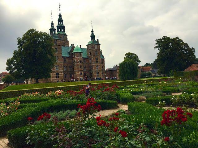 King's Gardens, Copenhagen. VandaHearts: Two Weeks in Copenhagen : Facts and Tips