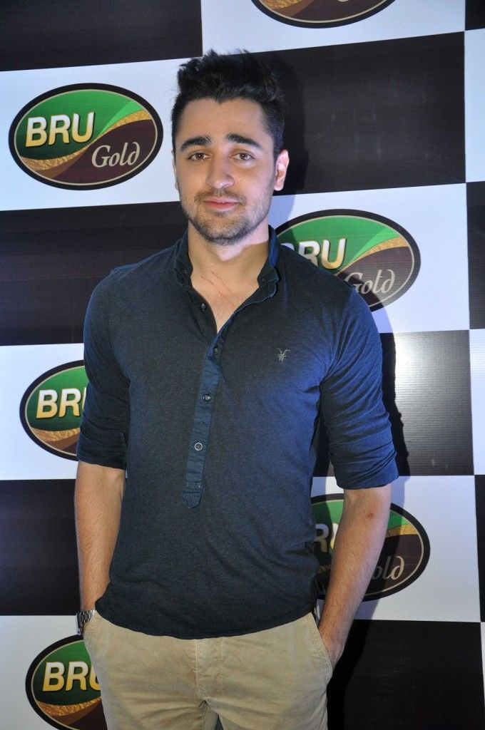 Imran Khan - Imran Khan Photos - Actor Imran Khan Latest Pics - Imran Khan Meet The Winners Of Bru Gold Coffee Bean Contest Event @Nitin Reddy.asia