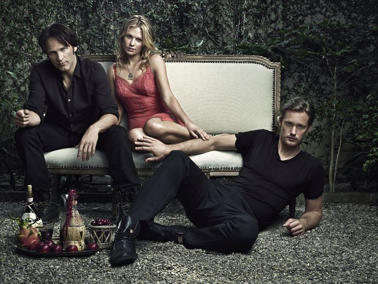 "Cast of ""True Blood"" by Patrick Hoelck - every picture on this guy's site is awesome."