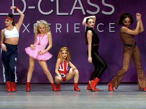 Dance Moms: Group Dance: Tell Me What You Want (S5, E13) - YouTube ~They should have came in first! :(~