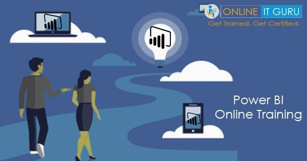 Power BI is an Interesting combination of software as a service and desktop app.You can use the desktop app to explore your data and build reports.Contact us for Power BI online training  For More Info Contact   USA : +1 469 522 9879  INDIA : +91 988 599 1924,      +91 9550102466     Email: info@onlineitguru.com    1300 W Walnut Hill Ln, Suite 245  Irving, TX, 75038    Flat No: 404, KVR Enclave, Above ICICI Bank,, Near Satyam Theatre, INDIA., Ameerpet, Hyderabad, Telangana 500016, India…
