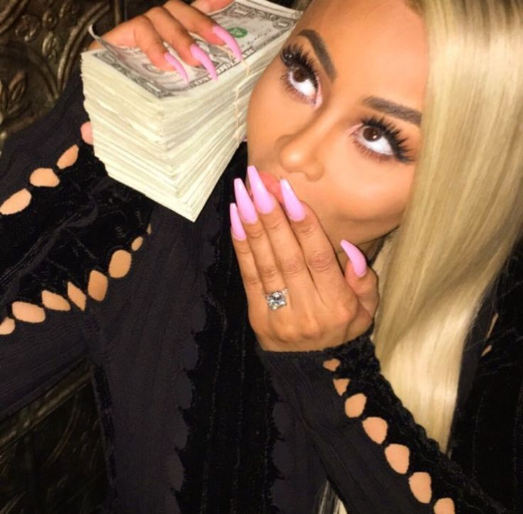 Are Blac Chyna and Rob Kardashian Engaged? See Her Gigantic Diamond Ring!