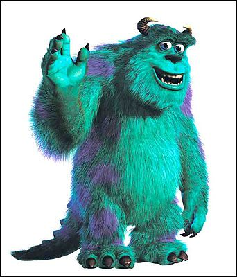 sully monsters inc - Google Search