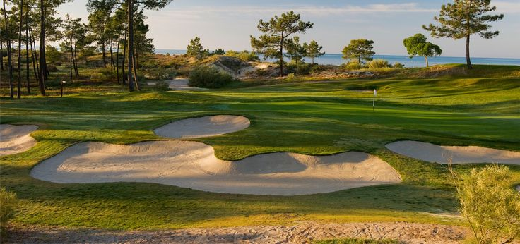 Troia Golf Resort is located on the Tróia Peninsula, at the crossroads of the Sado Estuary Nature Reserve and Serra da Arrábida Natural Park, just north of many of our beautiful villas in | Portugal
