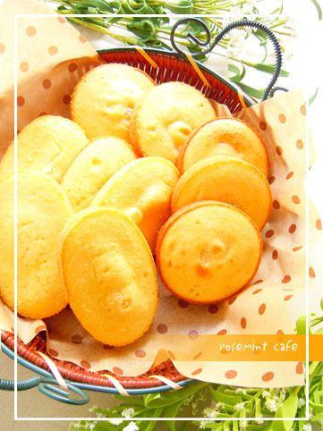 夏みかんマドレーヌ by ローズミントさん | レシピブログ - 料理ブログ ...