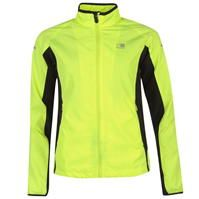 Running jacket.....be seen even if you have to run at night!