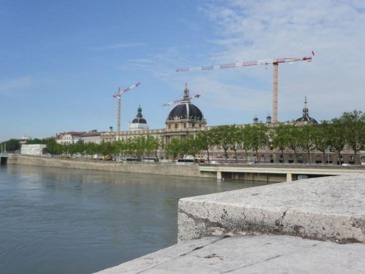 Reconversion de l'Hôtel Dieu de Lyon : une opération à coeur ouvert