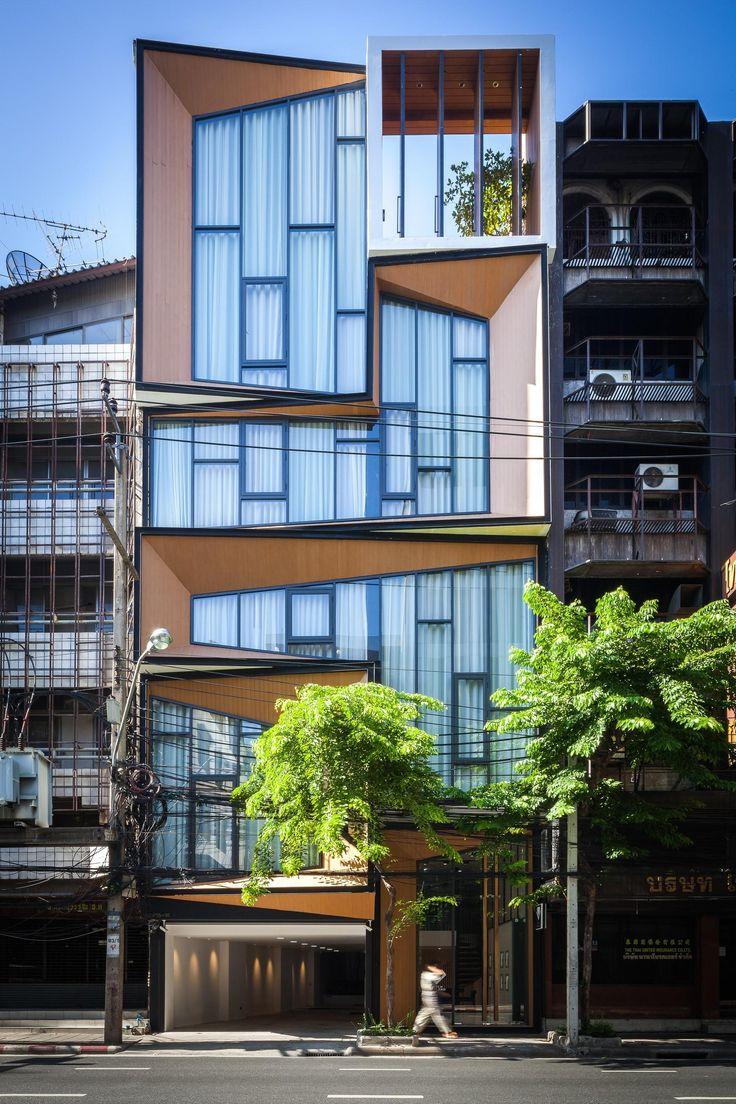 SIRI HOUSE by Idin Architects Co., Ltd.