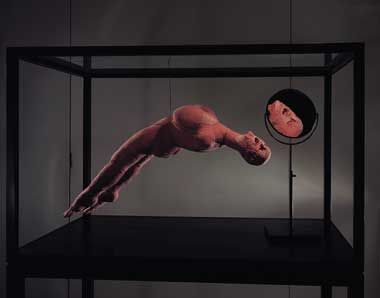 Circa Art Magazine - Online reviews - Louise Bourgeois: Stitches in Time at the Irish Museum of Modern Art, November 2003 - February 2004