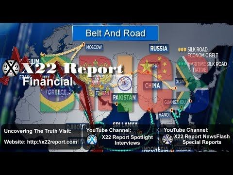 Russia & BRICS Go After Excessive Domination Of Reserve Currencies - Episode 1369a - YouTube