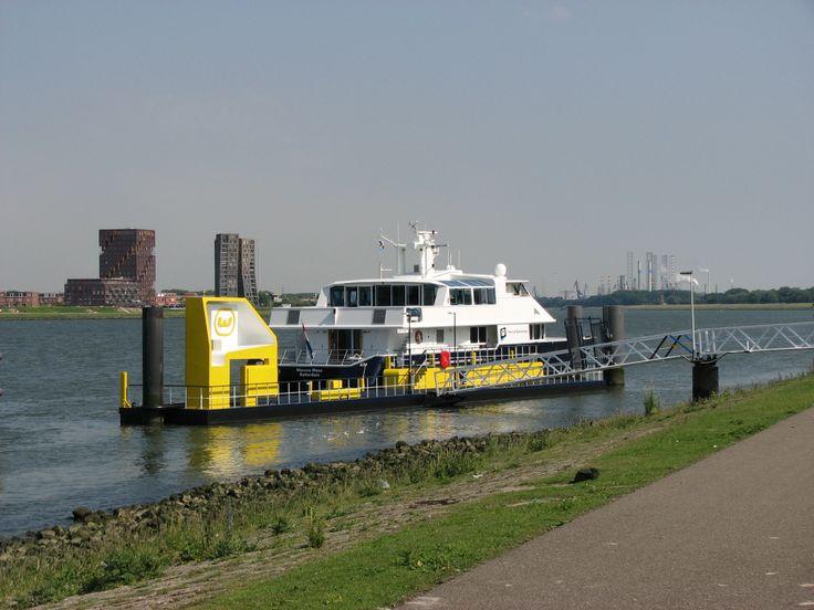 Waterweg/ponton