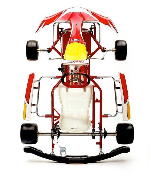 Kart Online - Confira o novo chassis homologado CIK-FIA da Birel Art Srl