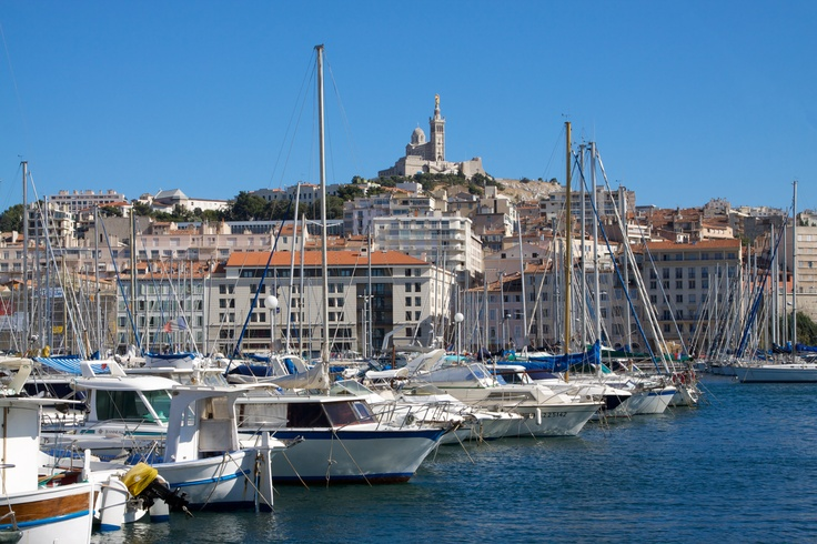 Welcome in Marseille !