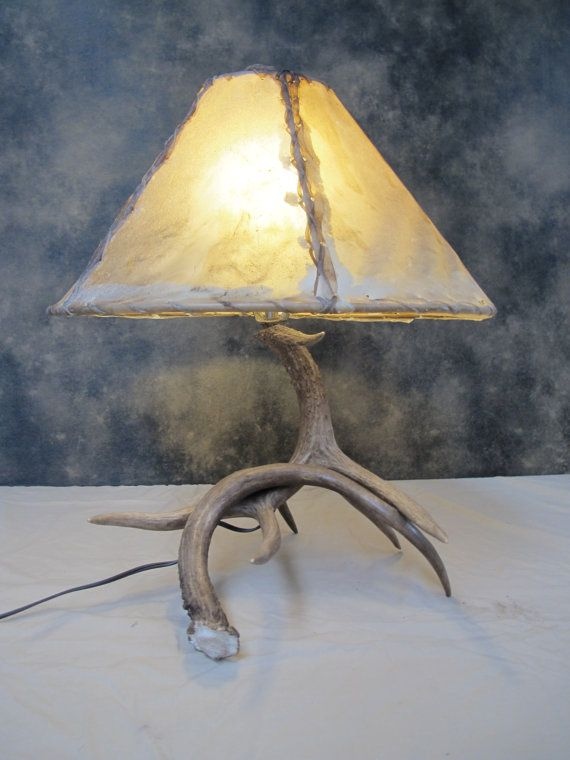 deer antler lamps on pinterest antler lamp euro mounts and antler
