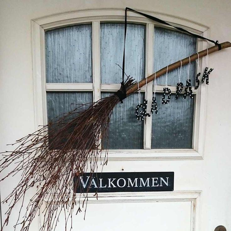 Skippa dörrkransen – gör en dörrkvast istället!   LAND.se