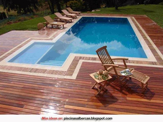 132 best images about piscinas on pinterest decks for Cubre piscinas automatico