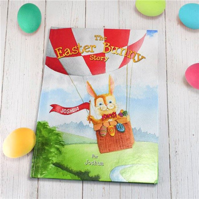 96 best easter images on pinterest buy personalised easter bunny name book from the letteroom this beautifully designed and illustrated book is filled with a sweetly written rhyming easter negle Gallery