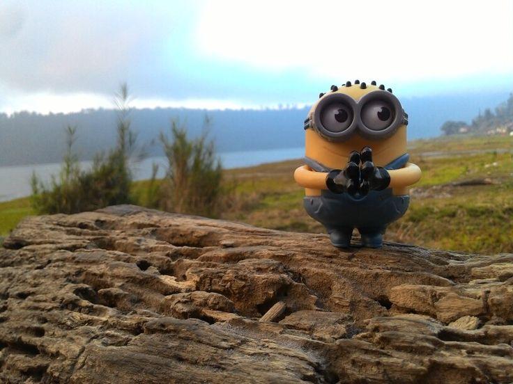 Minion at Buyan Lake