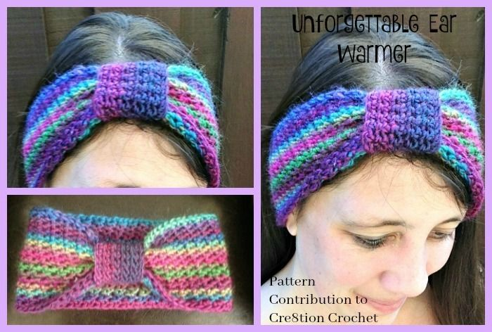 Free Crochet Chevron Ear Warmer Pattern : Pinterest The world s catalog of ideas