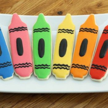 Finally some crayons you can actually eat!
