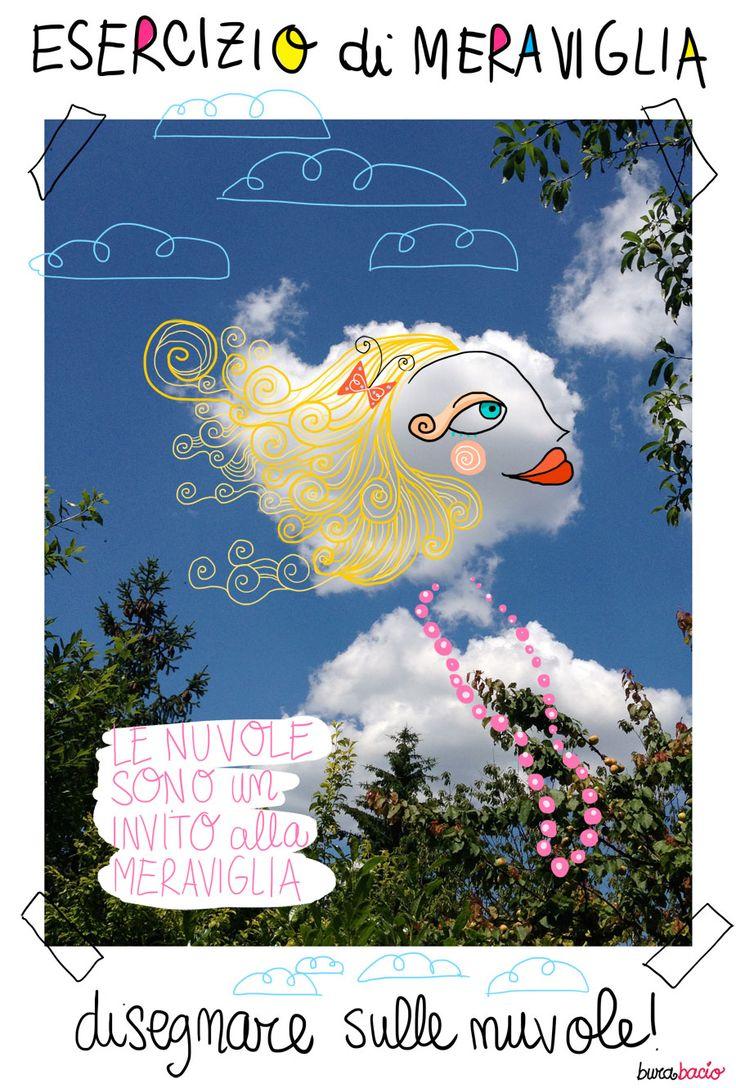 Disegnare sulle nuvole
