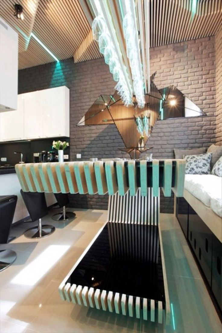 Superior Coolest Kitchens Futuristic 12 Awesome Ideas