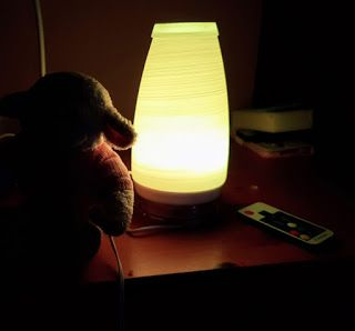 Good Mihaela u Dreamteam Aukey Lampen mit Farbwechsel im Test entspannen und eine gute Einschlafhilfe