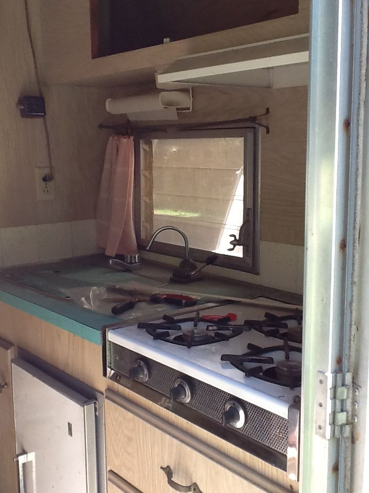 Electric Rv Stove And Oven ~ Pin by jalet farrell on fireball travel trailers pinterest