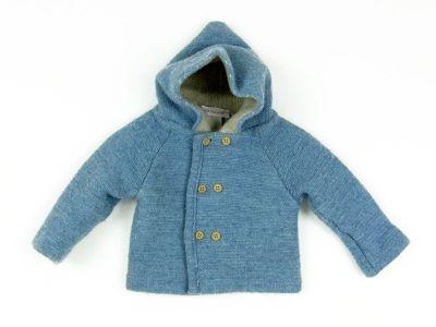 Powder Blue Sweater Jacket: Boys Fashion, Baby Kids, Blue Sweaters, Baby Ellie, Sweaters Jackets, Chidren Rooms, Blue Cotton, Cotton Jackets, Blue Jackets