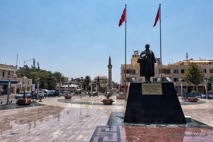 Main Square - Kilis, Turkey