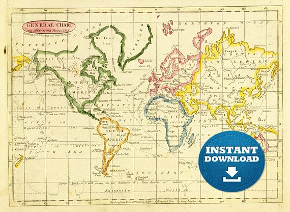 31 best digital world maps images on pinterest maps art print and digital old world map printable download vintage world map printable map large world map high resolution world map posterastralia gumiabroncs Choice Image