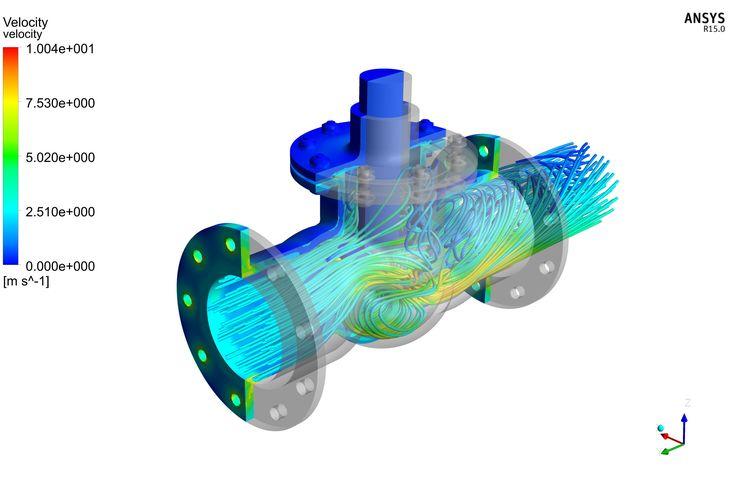 Evaluamos con el método de volúmenes finitos  y volúmenes de control el comportamiento de flujos internos y externos tanto para gases como para líquidos. Simulamos flujos a través de válvulas, tuberías, equipos, turbomáquinas, perfiles aerodinámicos, interacción fluido sólido, etc. Nuestro análisis detallado del fenómeno te evitará la construcción de prototipos costosos. Contamos con personal altamente calificado y utilizamos software especializado para garantizar la exactitud y…