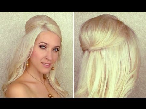 How To Create The Perfect and Quick Pouf Hairstyles – Ponytail Tricks